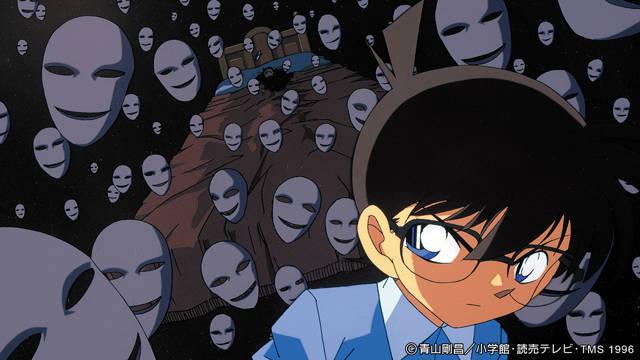 """ファン大興奮!恐怖の""""トラウマ回""""が蘇る『名探偵コナン』"""